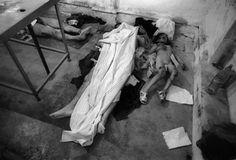 La foto que Facebook eliminó del conflicto armado en Chiapas