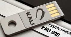 how to install kali linux on usb