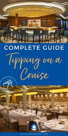 Everything You Need to Know About Tipping on a Cruise in 2021- Know exactly how much to tip on your next vacation with our complete guide to tipping on a cruise. #cruise #cruisetips #travel #eatsleepcruise
