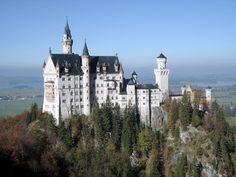 germani third, favorit place, germani si, castles, germany, neuschwanstein castle