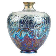 LOETZ Fine Phänomen vase, early 20th C.