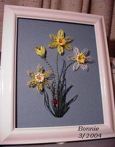 husked daffodils