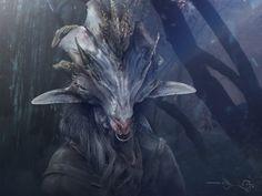 bmaal , fantasy character, patricio (ninosboombox ) razo on ArtStation at https://www.artstation.com/artwork/2kL1y