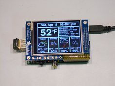 Medical Technology, Energy Technology, Technology Gadgets, High Tech Gadgets, New Gadgets, Diy Electronics, Electronics Projects, Weather Data, Raspberry Pi Projects