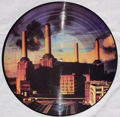 Pink Floyd – Animals picture disc vinyl