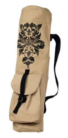 yoga bag- in this shape