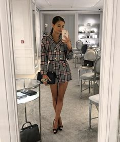 Must Try Fall Fashion Outfits Ideas Fall Fashion Outfits, Look Fashion, Autumn Fashion, Womens Fashion, Classy Outfits, Beautiful Outfits, Stylish Outfits, Mode Inspiration, Dress To Impress