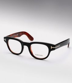 The Tom Ford eyeglass collection contains classic frames, but with a distinct Tom Ford twist of course. The attention to detail in each frame, such as the gold or silver accents, and quality workmanship, truly makes this collection stand above the rest. Tom Ford eyeglasses exude both luxury and sophistication.