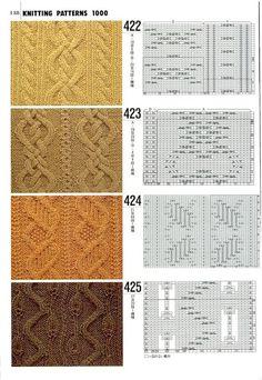 Knitting patterns love