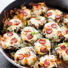 champignon recepten