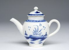 Philadelphia Museum of Art - Collections Object : Teapot Made in England, Europe Date: c. 1780