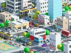 City life by Nermin Muminovic