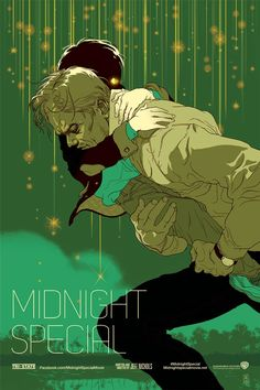 Exclusive: See the Midnight Special Mondo Poster | Vanity Fair