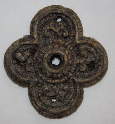 Viking belt decoration