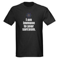 Sarcastic Sheldon Dark T-Shirt