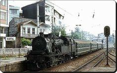 Kartal Tren İstasyonu - 1976