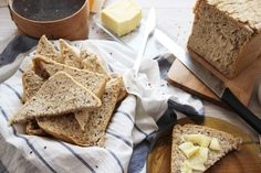 VYCHYTANÝ DOMÁCÍ CHLÉB | Recepty z české i mezinárodní kuchyně | Neplechanaplechu.cz Bread, Food, Brot, Essen, Baking, Meals, Breads, Buns, Yemek