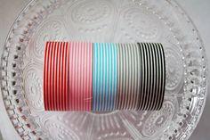 Stripe Washi Tape(Choose One Roll)