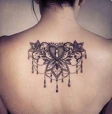 Resultado de imagen para tatuajes en la espalda de mujer