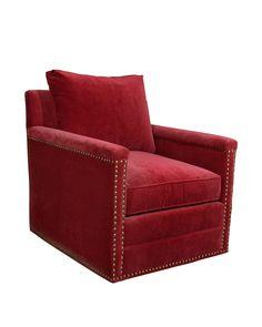Avis St. Clair Swivel Chair