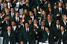 Opening Ceremony Fashion Wins | Australia, simple and good.