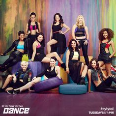 The Season 10 Top 10 Girls SYTYCD. This season is going to be incredible and I can't wait! The only sad part is that I love all 20 of them and it will be horrible to watch them go :(