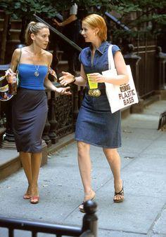 Carrie Bradshaw's 10 Favorite Fashion Trends Are Sitting at Zara fashion fail – Fashions Fashion Fail, Zara Fashion, Look Fashion, City Fashion, Workwear Fashion, Fashion Blogs, New Fashion Trends, Office Fashion, Autumn Fashion