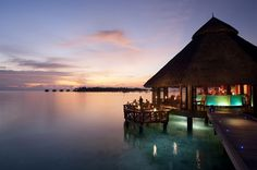 Conrad Maldives Rangali Island / Hotel Conrad Las Maldivas