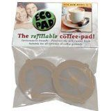 Ecopad, the Refillable Coffee Filter for the Classic Senseo (pack of 2) (Kitchen)By IKSL BV