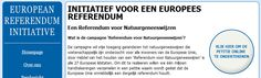 Natuurlijke voeding en geneesmiddelen worden bedreigd door de EU!!!!  Europees Referendum alternatieve geneeswijzen.