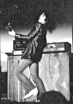 Marc Bolan and T. Rex, USA Tour, 1972.