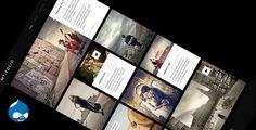 MY FOLIO - Responsive Drupal Photography Theme