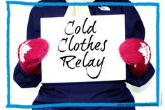 Cold Clothes Relay - Let's Get Together