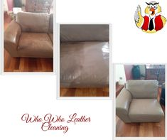 A sneak - peek into our leather cleaning process! Before --> Halfway --> After! Our superior quality and detailed clean, condition and revitalize procedure will leave your favorite couch looking clean and feeling soft and supple. Who Who are the best leather cleaners in Brisbane. Call us on 1300 946 946 or message us for a free detailed quote or any queries you may have! #leathercleaning #professionalleathercleaning #leathercleaningbrisbane #leathercouchcleaning #beforeandafter #leatherquote
