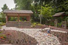 Miyazaki Japanese Garden -- Places to go in Virginia Beach | Where the Watermelons Grow | Kid-friendly Living in Hampton Roads, VA