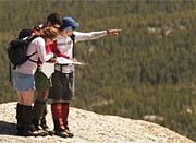 Girls Inc. of Santa Fe proudly partners with NOLS as part of our enCourage program