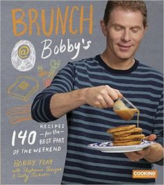Brunch at Bobby's: 140 Recipes for the Best Part of the Weekend: Bobby Flay, Stephanie Banyas, Sally Jackson: 9780385345897: Amazon.com: Books