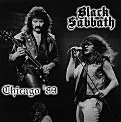 Black Sabbath - Chicago '83
