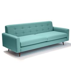 Lounge22 Luxurious Seating From LA Chelsea Sofa St Tropez Seamist, $1,520, now featured on Fab.