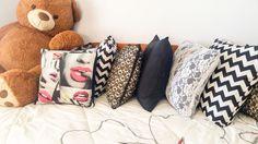 Домашний текстиль в современном интерьере. #интерьер #дизайн #шторы #пошив_штор #дизайн_штор