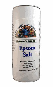 Epsom salt is a Garden Miracle Worker It works as a fertilizer
