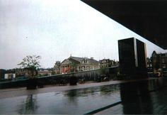 Outside the Stedlijk Museum