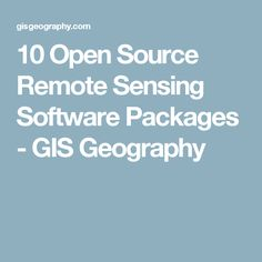 68 Best Open Source Mapping images in 2019 | Open source