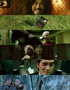 Directed by Park Chan-wook. Cinema Movies, Film Movie, Asian Horror Movies, Park Chan Wook, Movie Shots, Film Inspiration, Film Aesthetic, Movie Collection, Serge Gainsbourg