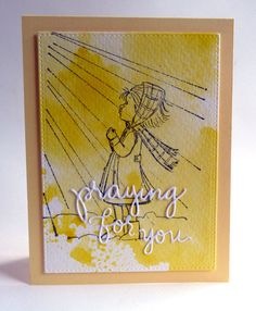 Inky Fairy Designs Praying for you