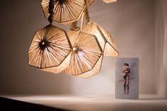 #lightingdesign #handmade #luminaires #okapilighting #cocomat #pillowmenu #designhotel #details Ph by K. Sofikitis Okapi, Hand Fan, Lighting Design, Ph, Sunday, Home Appliances, Pillows, Handmade, Bottle