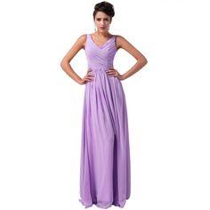 c168ad818222 17 najlepších obrázkov z nástenky Fialové spoločenské šaty