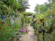 jardins du ruisseau Porte de Clignancourt