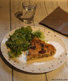 Voici pour aujourd'hui une recette de quiche aux champignons et au curry. J'ai choisi les rosés des près car mon mari en a trouvé beaucoup mais vous pouvez opter pour des champignons de Paris, des cèpes ou autres champignons frais ... Vous pouvez acheter...