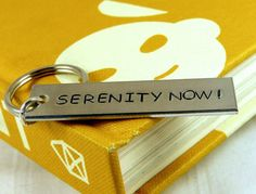 This soothing key chain. | 27 Perfect Gifts For Every Seinfeld Fan